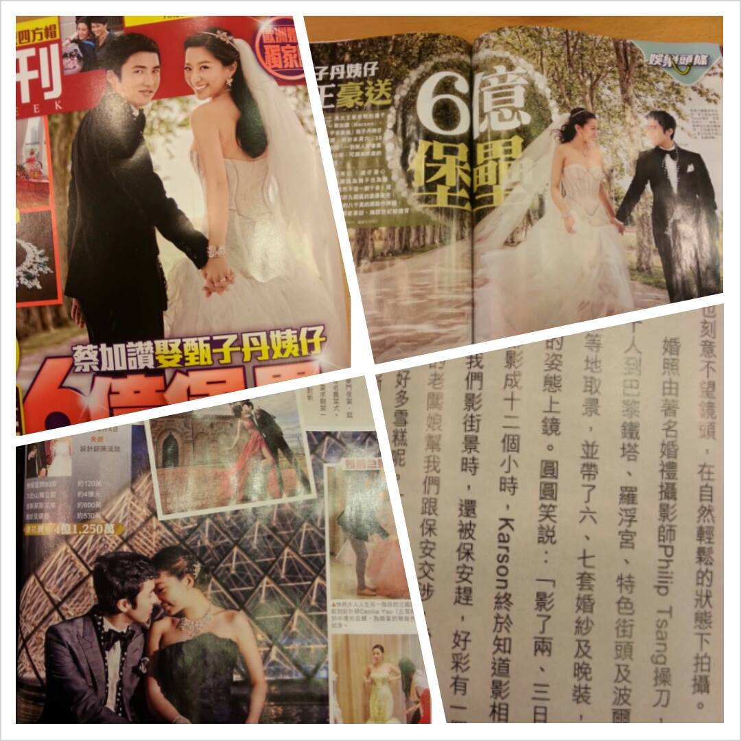 1398544 10151675104141157 146874272 o Mass media coverage on Irene & Karsons wedding